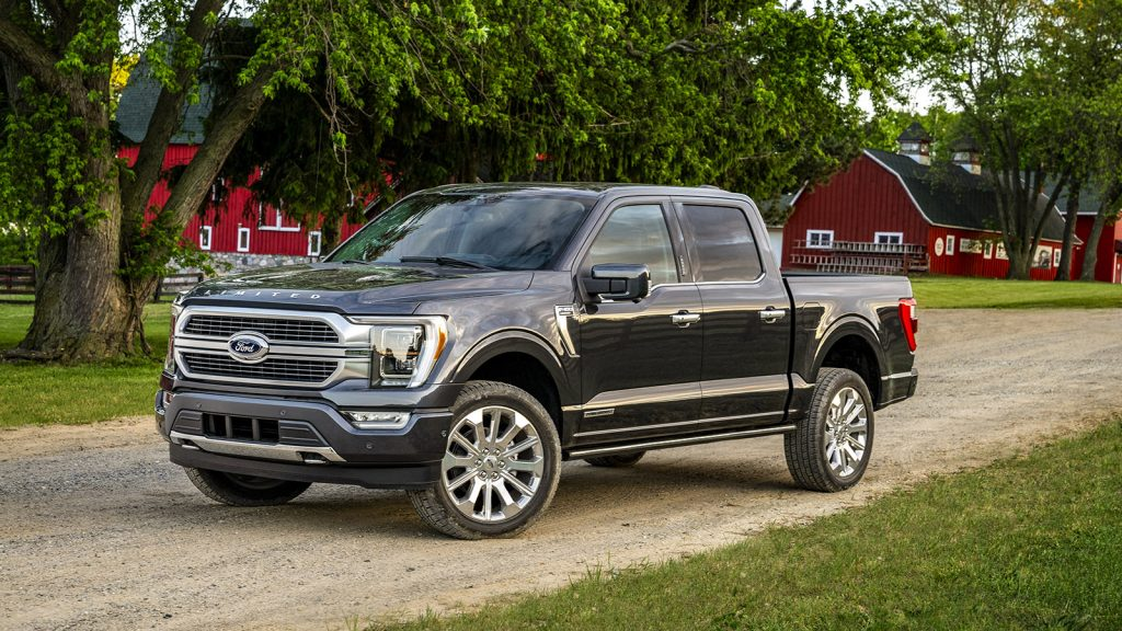 Save a lot of money with used trucks